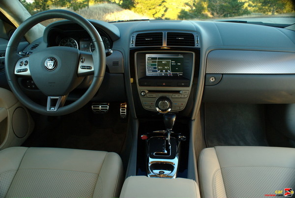 Front Cockpit Interior