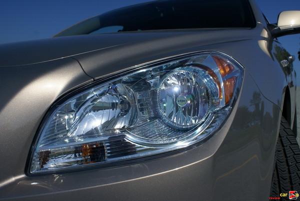 Halogen Headlights