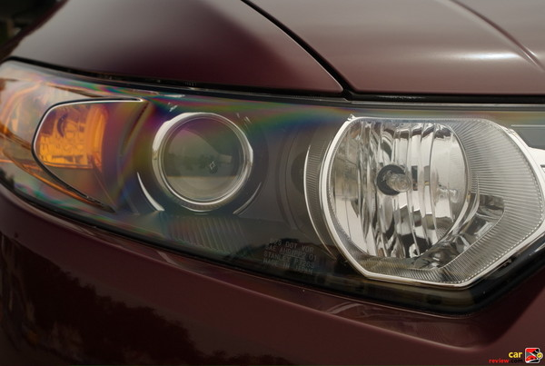 Xenon High-Intensity Discharge headlights