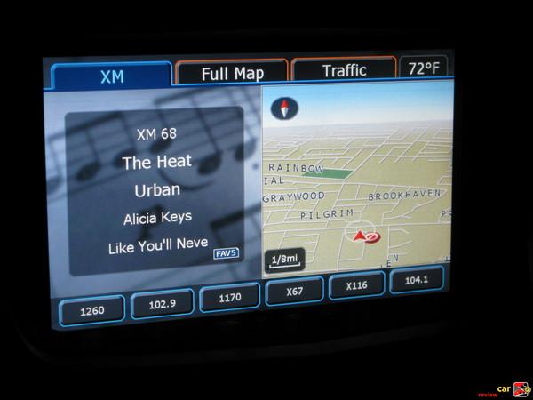 OnStar Turn-by-Turn Navigation