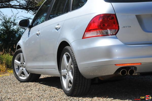 2009 VW Jetta SportWagen