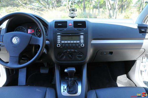 2009 VW Jetta SportWagen Interior