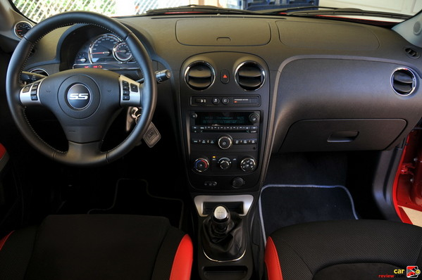 Chevy HHR Interior