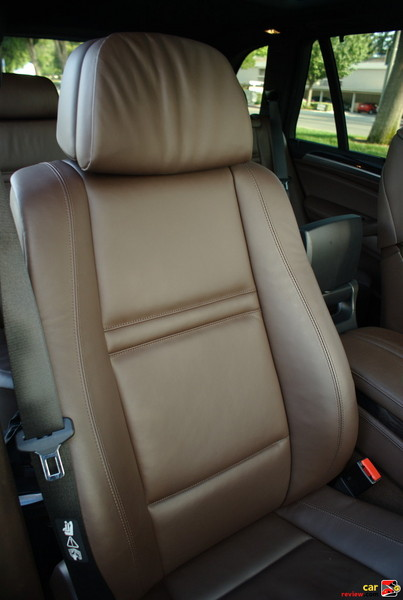 Nevada Leather Seats