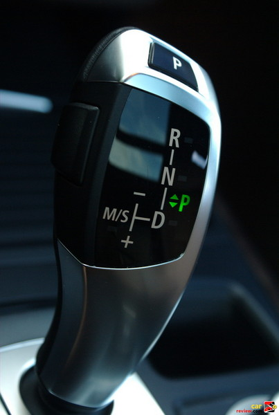 6-speed Electronically Controlled Automatic Transmission