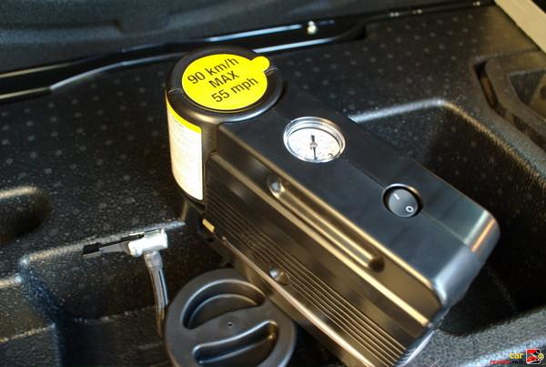 emergency air compressor