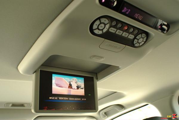 DVD Rear Entertainment System