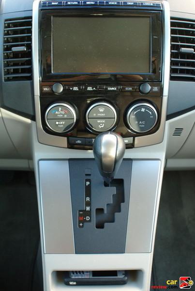 Audio/Entertainment/Navigation/Shift Nob/Temperature Controls