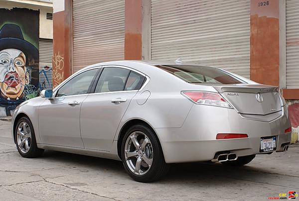 2009 Acura TL SH- AWD