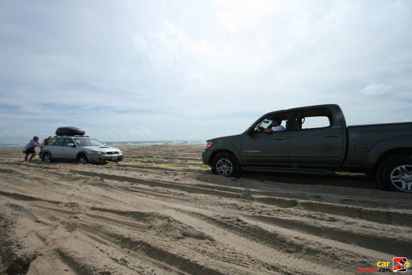 Subaru Outback vs. Jeep Wrangler