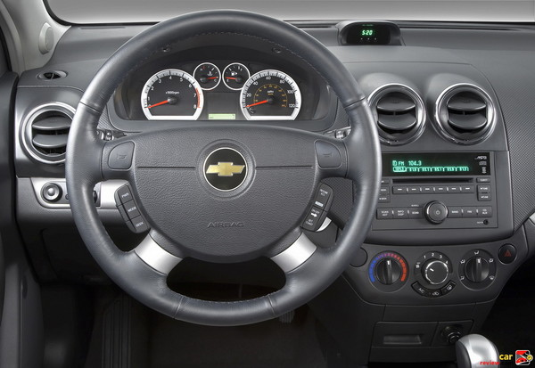 Steering Wheel-Mounted Audio Controls