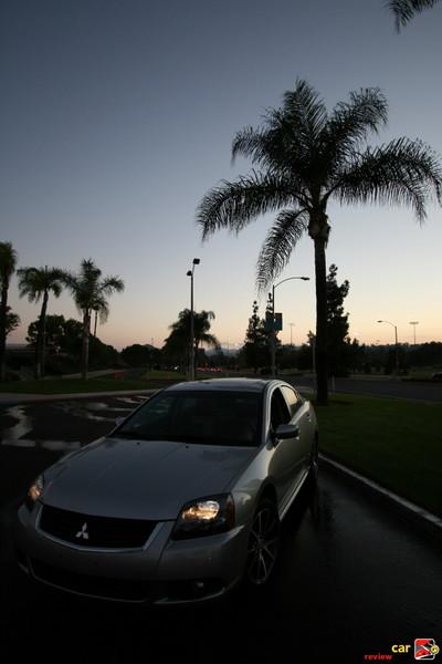 2009 Mitsubishi Galant Ralliart