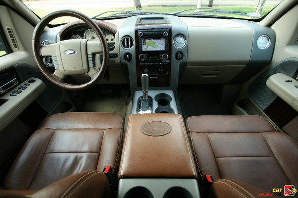 2008 Ford F-150 King Ranch Edition