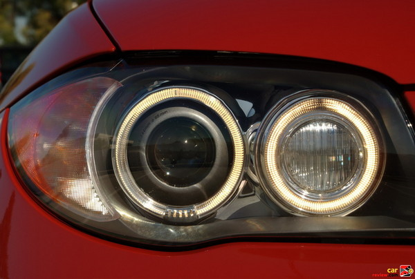 Adaptive front lighting system