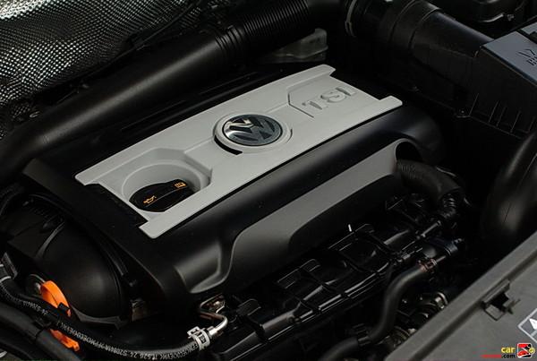 2.0L TFSI 4-cylinder engine
