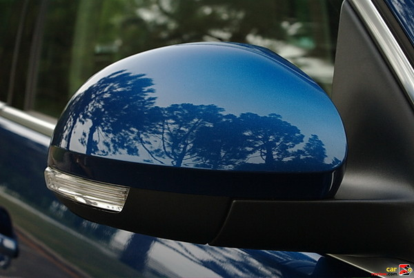 heatable rear view mirrors
