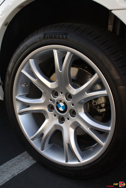 19″ Alloy Wheels