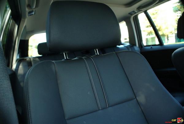 2-way manual headrests
