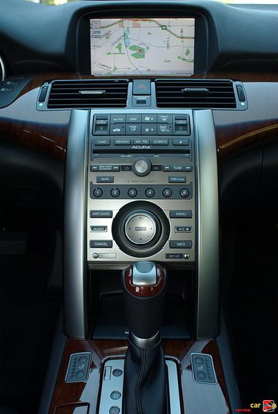 Acura Navigation Sy stem