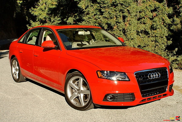 2009 Audi A4 3.2 FSI