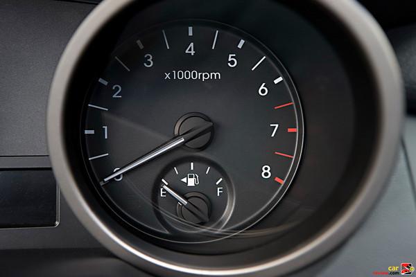 2010 Hyundai Genesis Coupe Tachometer