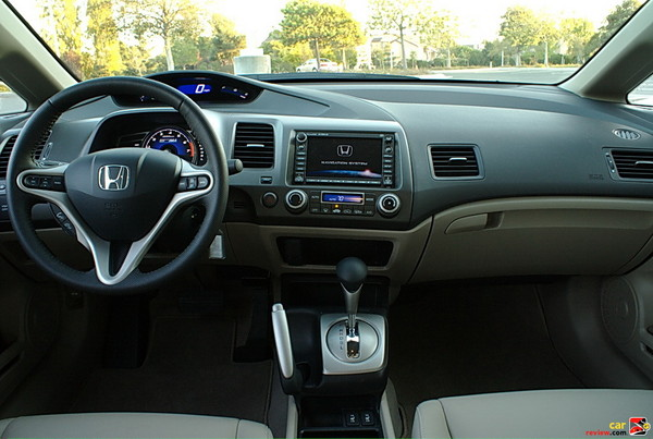2009 Honda Civic Hybrid Interior
