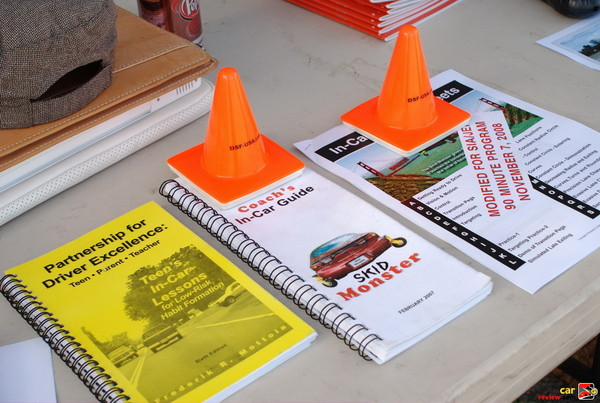 DSF course materials