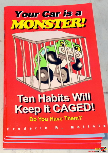 Ten habits to keep the monster caged