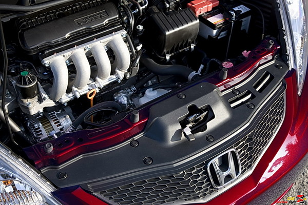 117 hp 1.5L SOHC i-VTEC engine