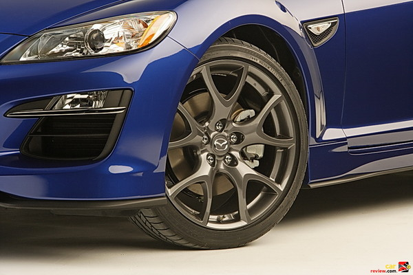 19 inch forged aluminum alloy wheels