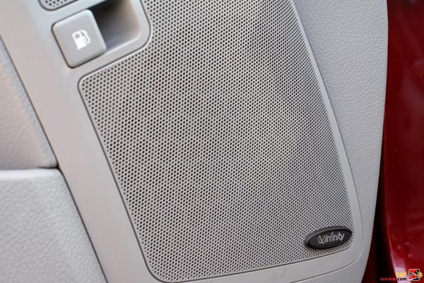 Ten Infinity speakers