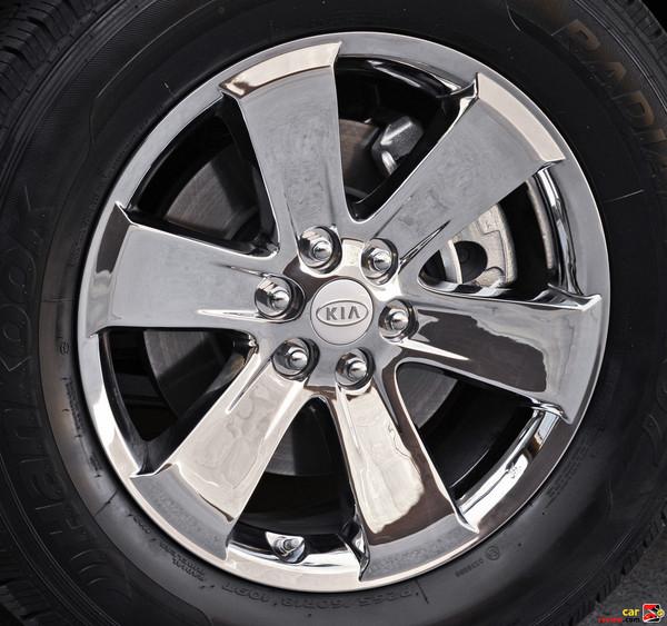 18 inch chrome wheels
