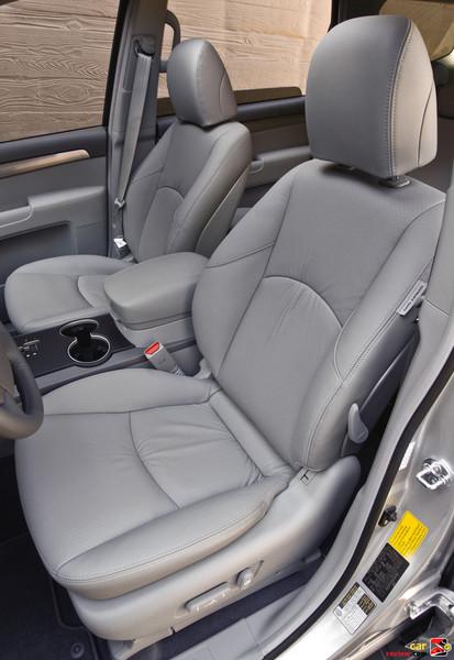 8-way power adjustable driver's seat