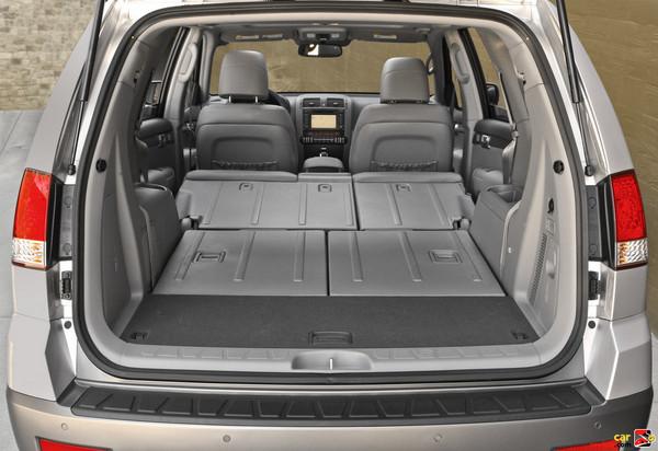 156.8 cubic feet interior volume