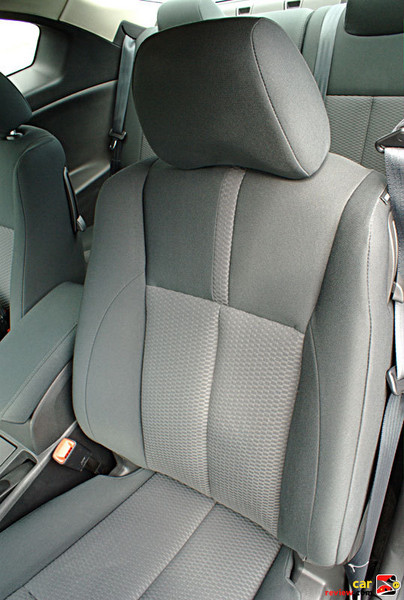Altima front seat