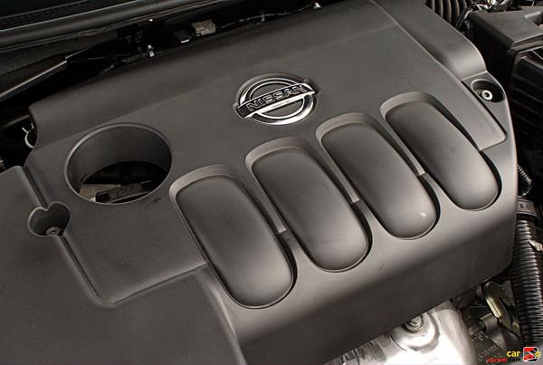 170 hp 2.5L I4 engine
