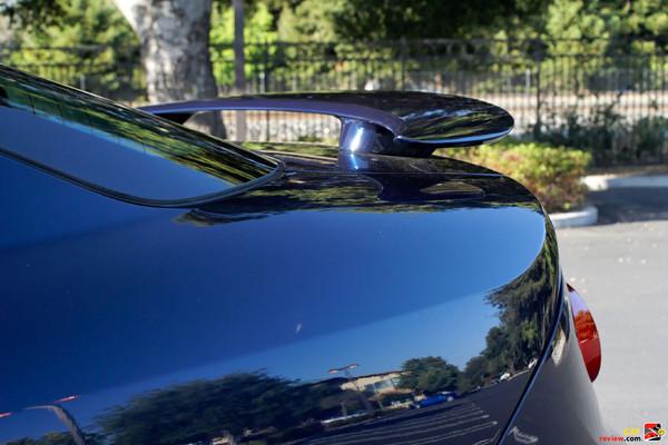 Cobalt SS rear spoiler