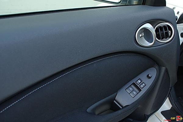 Nissan 370Z door panel