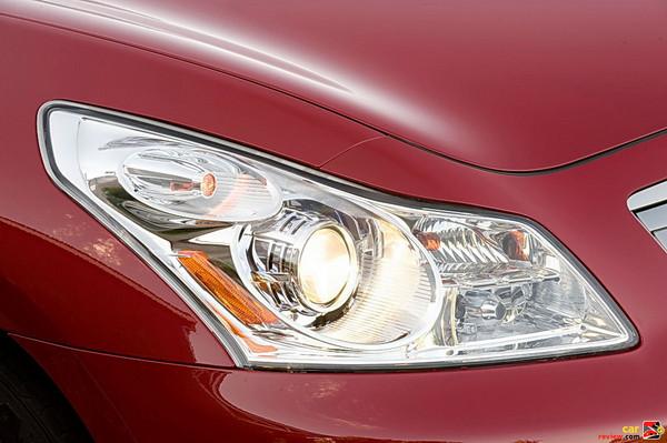 HID bi-functional xenon headlights