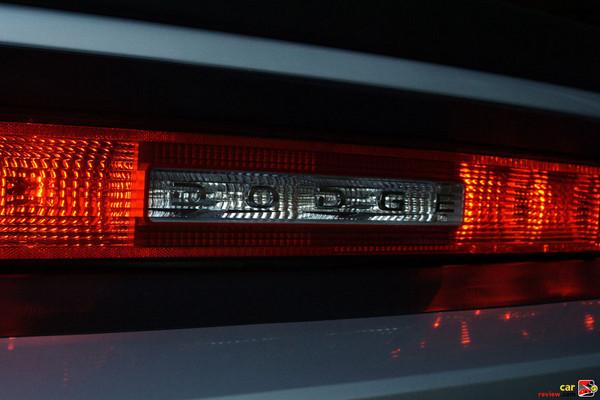 Signature full-width taillamp