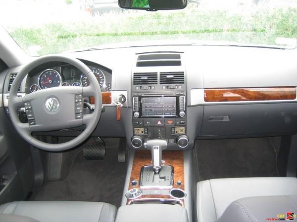 2009 Volkswagen Touareg 2 TDI - 3.0 V6