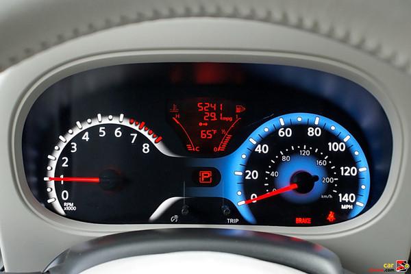 Fine Vision electroluminescent gauges