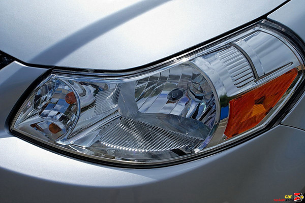 Multi-reflector jewel-type headlamps
