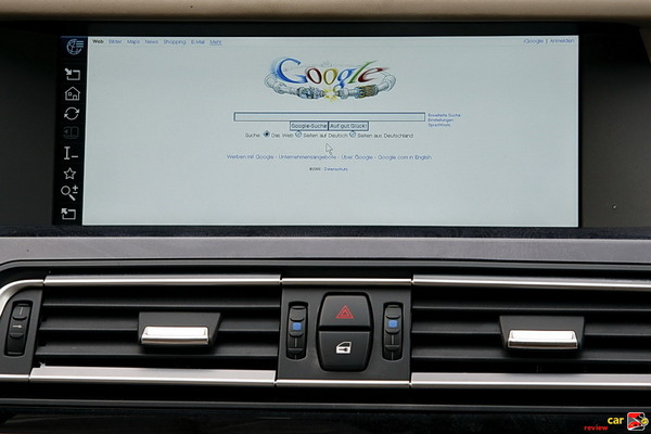 High resolution display monitor