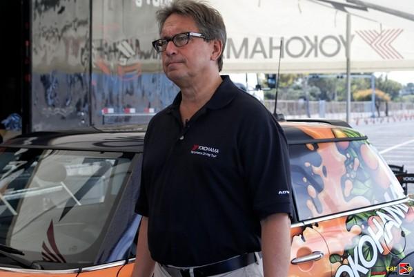 Gregg Copeland, Yokohama Tires Dir. of Marketing