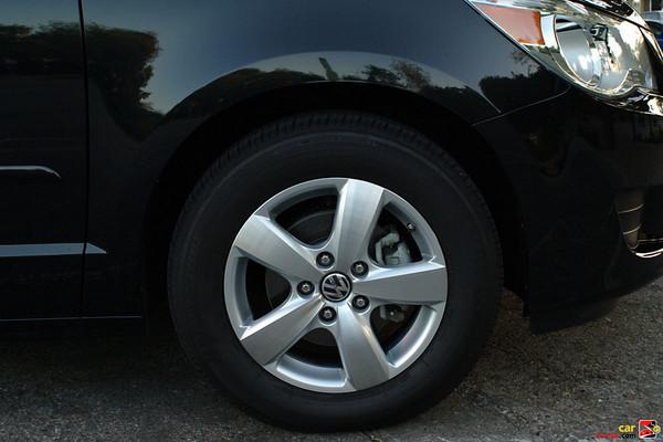 17 inch Soho aluminum alloy wheels