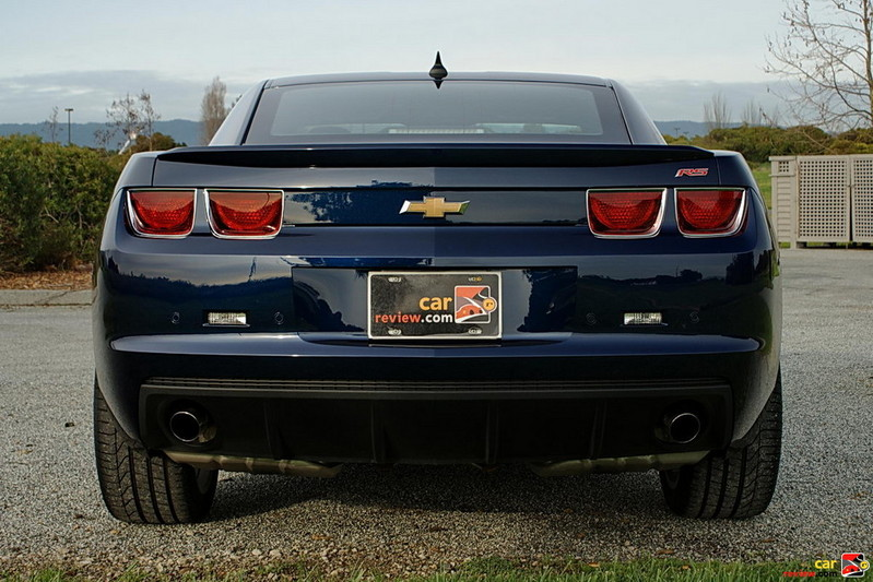Chevrolet Camaro RS Wayfarer style taillights