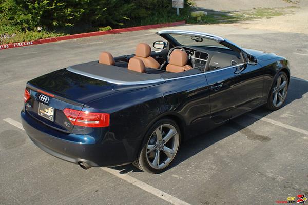 2010 Audi A5 2.0 TFSI quattro Cabriolet