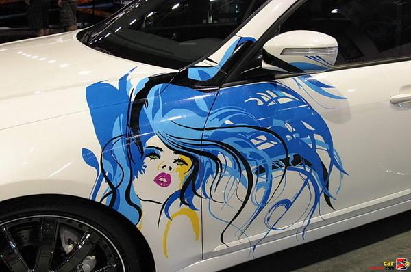 2009 SEMA Show - Las Vegas, NV
