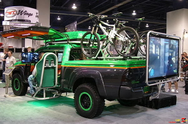Bikes supplied by Cannondale for Tacoma All-Terrain Gamer